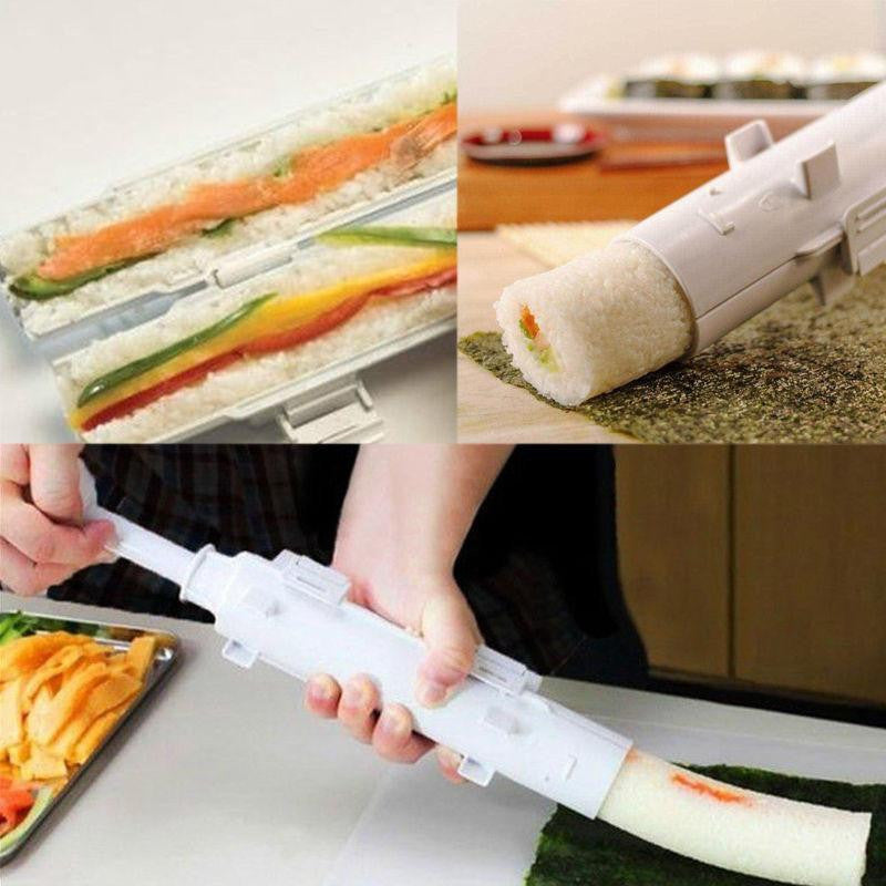 The Easy Sushi Roller
