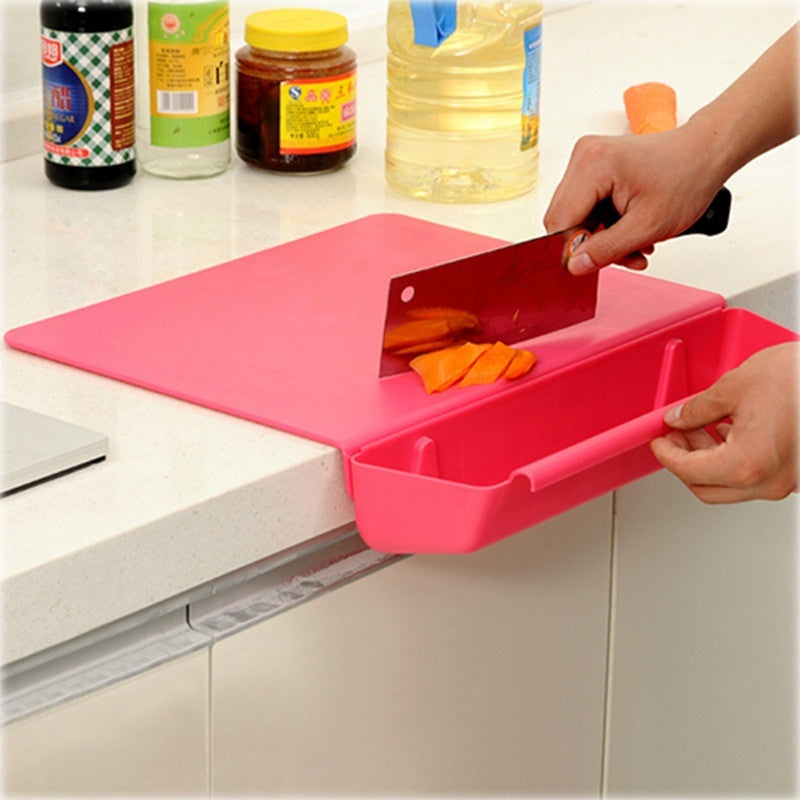 2 in 1 Chopping Board