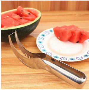 The Easy Melon Slicer