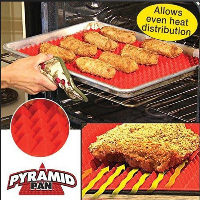 The Pyramid Baking Pan