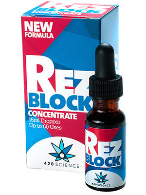 RezBlock Concentrate - Water Pipe Cleaner