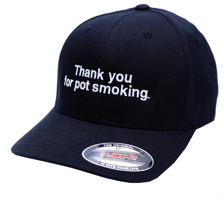 Thank You For Pot Smoking® FlexFit Baseball Cap