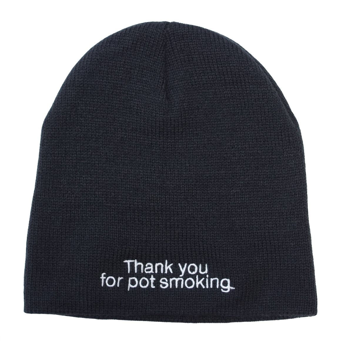 Thank You For Pot Smoking® Beanie