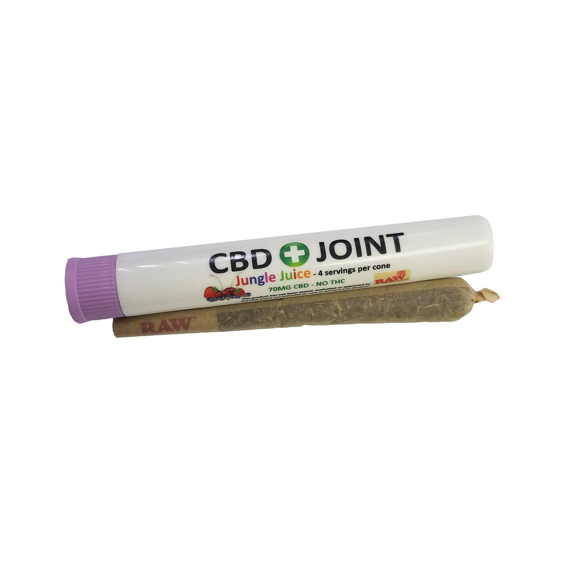 CBD Joint Jungle Juice - 70 MG/Joint