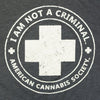 I Am Not A Criminal® Tri-Blend T-Shirt - 2 Colors
