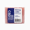 CBD Living Amber Bergamot Bar Soap - 60 MG/Bar