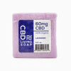 CBD Living Lavender Bar Soap - 60 MG/Bar