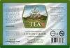 SteepFuze 3 oz. CBD Tea - Citron Green - 180 MG/Tin