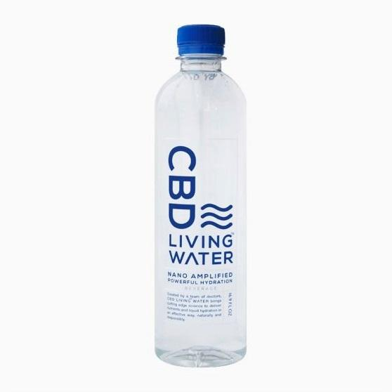 CBD Living Water - 16.9 oz - 4 MG/Bottle