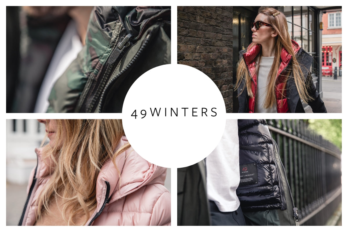 49Winters Three Part System Outerwear