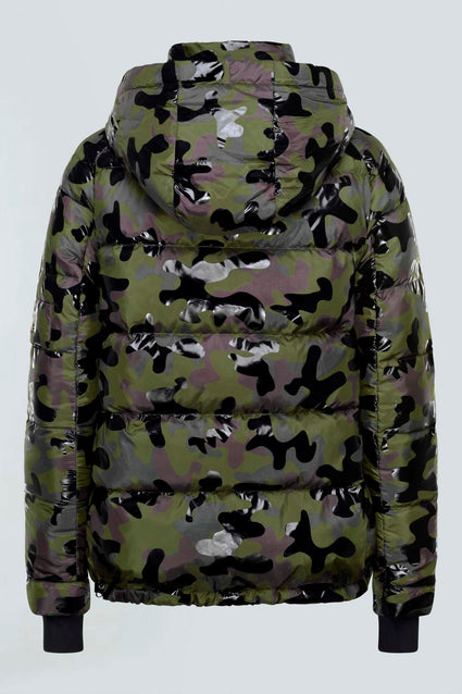 The Ovoid Camo Down
