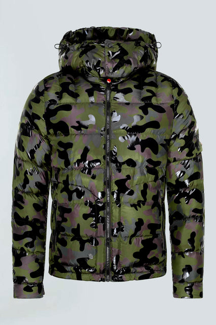 The Camo Down 1 / Olive