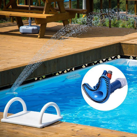 PoolTidy™ Powerful Pool Vacuum