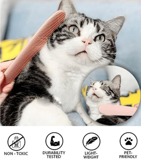 Relaxing Cat Tongue Massage Brush