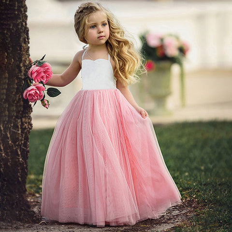 Princess Maxi Dress (2-7 yrs)