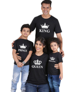 Family T-Shirt Set