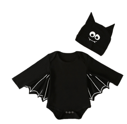 Halloween Baby Bat Costume