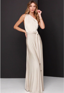 Convertible Prom Party Dress (Free Shipping)