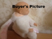 Cute Lifelike Reborn Simulation Sleep Baby Doll