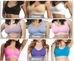 3-Pc Push Up Seamless Bra Set