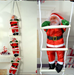 Christmas Santa Ladder Dolls