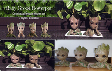 Baby Groot Flower Pot (Free Shipping)