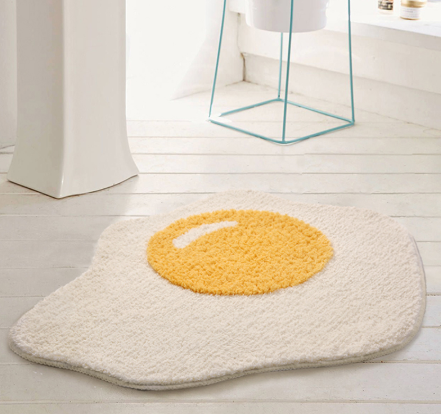 Novah Anti-Slip Bathroom Rug