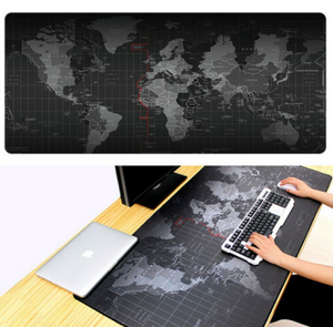 Large Gamer World Map Mouse Pad (Free Shipping)