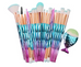 21 Pc Mermaid Makeup Brushes Set (flash sales)