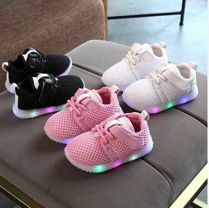 Baby Toddler Led Sneakers