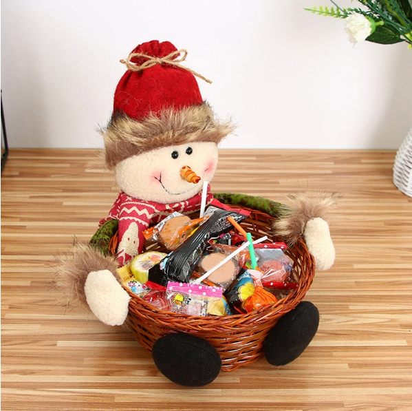 Christmas Candy Baskets