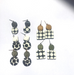 Dots Earrings(five)