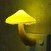 Mushroom Sensor LED Light