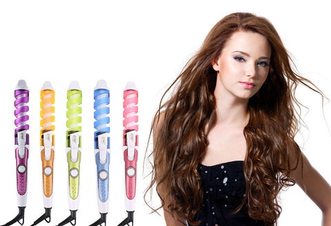 Electric Magic Hair Curler Crimping Wand