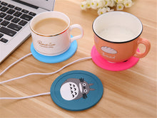 USB BEVERAGE HEATER MAT