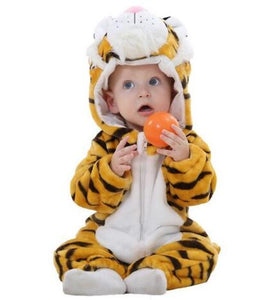 Baby Animal Character Jumpsuit *0-24mth*