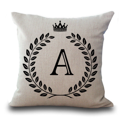 Cushion Covers - Monogram Series