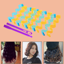 NO HEAT Magic Safety Hair Curlers Rollers (FREE SHIPPING)