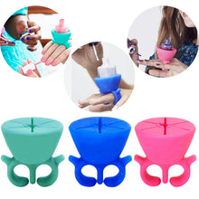 Wearable Nail Polish Holder (Free Shipping)