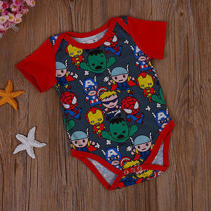 Marvel Superheroes Bodysuit