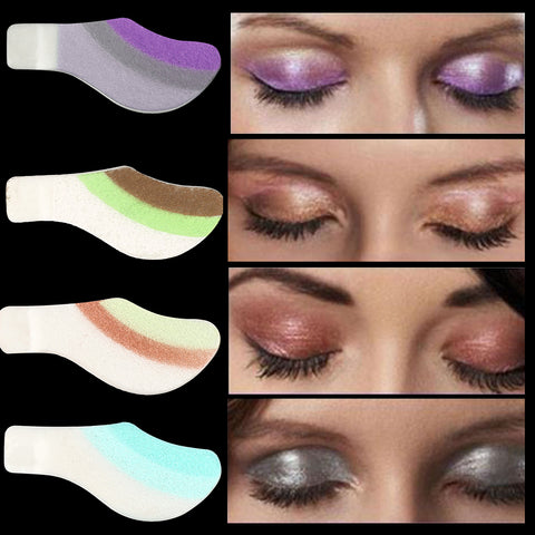 6 Pairs Instant Eyeshadow Sticker