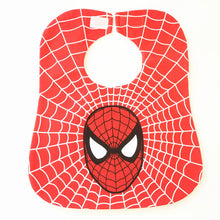 Marvel Super Hero Baby Waterproof Cotton Feeding Bib (BUY 2 GET 1 FREE +FREE SHIPPING )