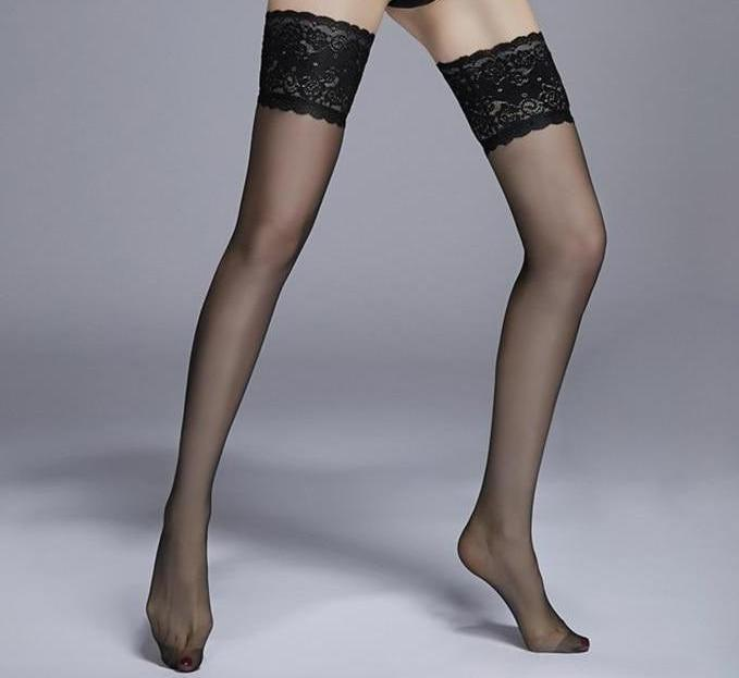 Sexy Lace Stocking Available in 5 Colors