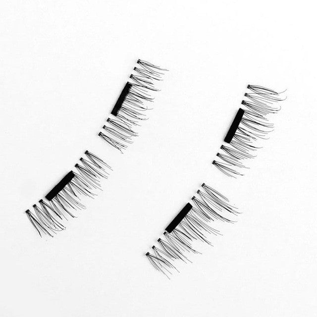 MAGNETIC EYELASHES (2 Pairs/Set) FREE SHIPPING