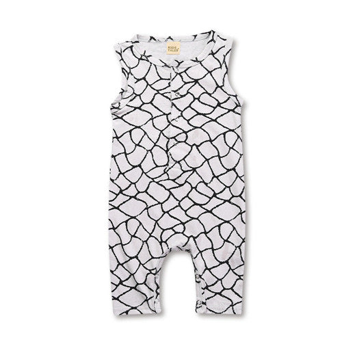 Printed Jumpsuits for Toddlers (9-24M)
