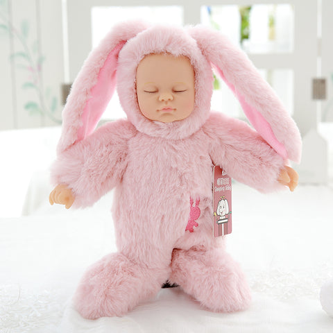 Cute Lifelike Reborn Simulation Sleep Baby Doll (Free Shipping Worldwide)