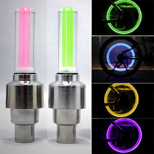 LEDS bicycle lights (2 Pairs)
