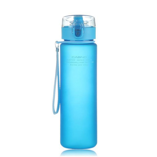 High Quality BPA Leak Proof Sports Water Bottle (400ml, 560ml, Free Shipping)