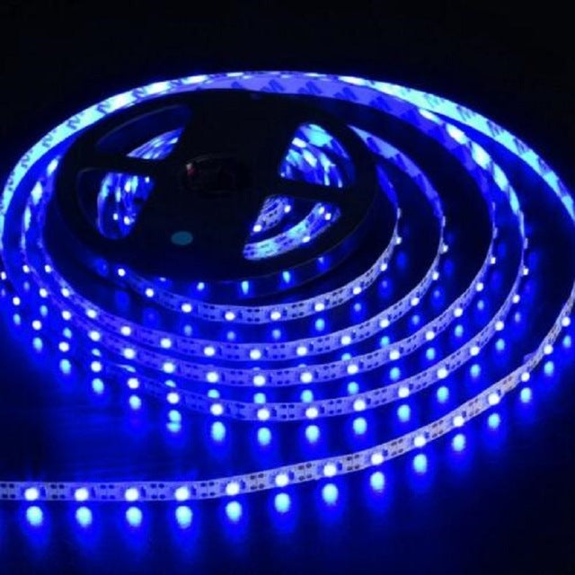 USB LED Strips 5V Adapter String Decor Tape (1-5M)