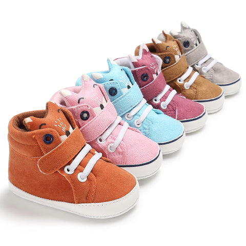 Lil Fox Kicks (0-18M)